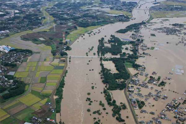 平成27年9月関東・東北豪雨